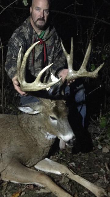 Deer Typical Crossbow |