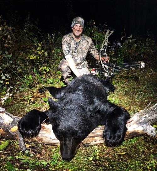 Erik Jacobson bear